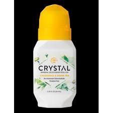 Crystal Chamomile green Tea Deodorant