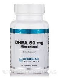 DHEA 50 mg 100 caps (DHEA5)