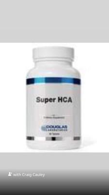 Super HCA (90tabs) Douglas (SUP10)