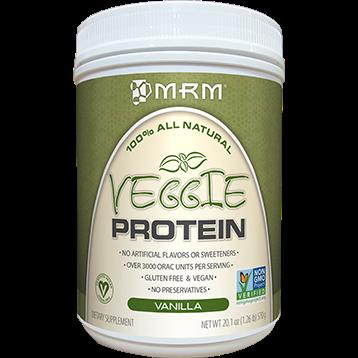 Veggie Protein Vanilla 20.1 oz (M72231)