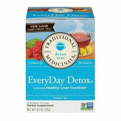 Everyday Detox (Tmt89)