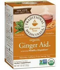 Ginger Aid Tea (TMT02)