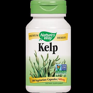 Kelp 600 mg 100 caps (EE KELP6)