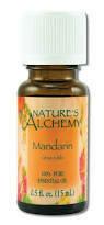 Mandarin essential oil 0.5 fl oz