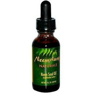 Neem Seed Topical Oil 1 oz (50016)