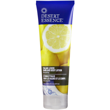 ITALIAN LEMON HAND & BODY LOTION 8 FL OZ (EE D37753)