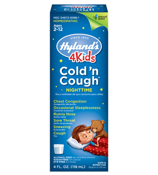 Nighttime Kids Cough and Cold Relief (PA 459614)