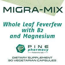 MIGRA-MIX (Migraine Formula)