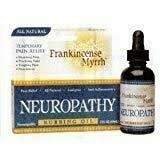 Neuropathy Rubbing Oil 2 oz. (424301)