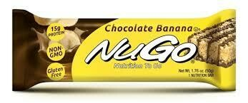 Nugo Bar Choc Banana ( 042756 - 7)