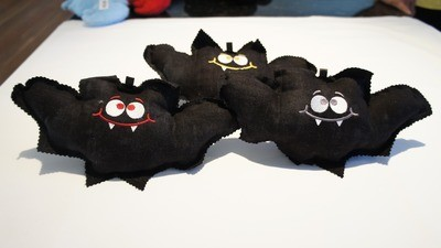 Plush Batties