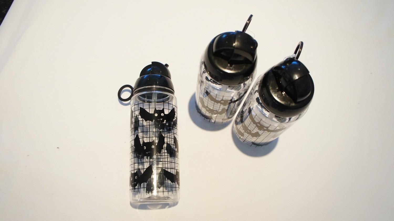 Batty Water Bottle