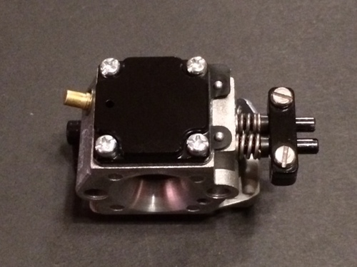 Billet Aluminum Carb Pump Cover for Walbro Carbs