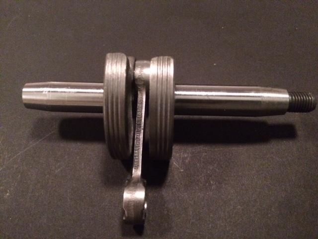 Zenoah 1mm Stroker Crank