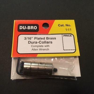 3/16 Dubro Dura Collar