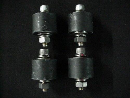 Rubber Isolators