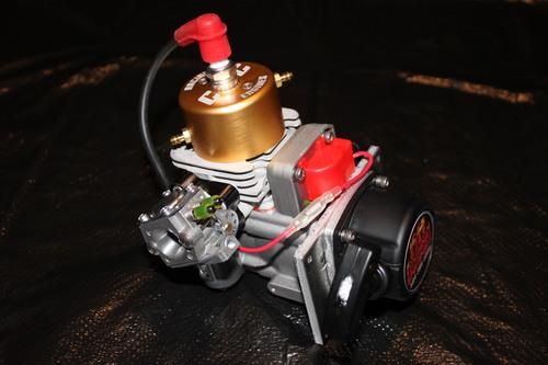 Top Fuel Zenoah 30.5 PUM