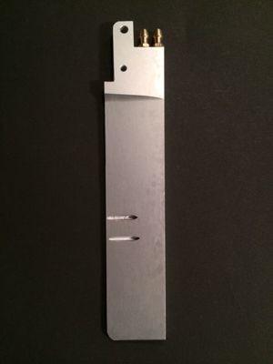 Dual Pick Up Rudder Blade