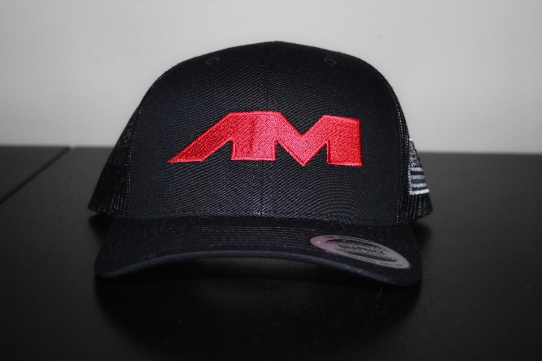 AM Racing Snap Back