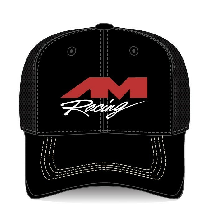 AM Racing Script Snap Back