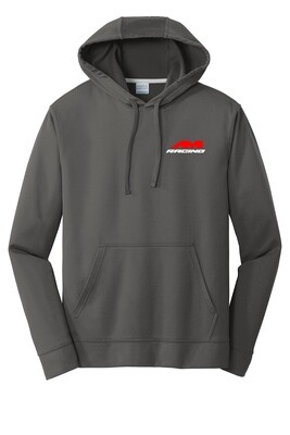 AM Racing Hoodie Grey