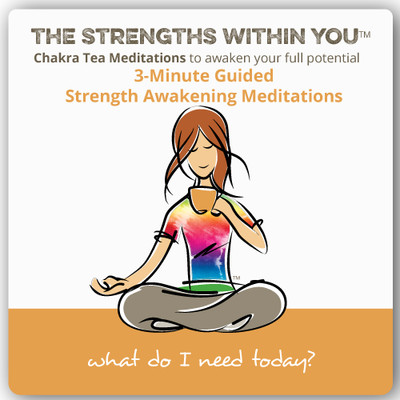 3-Minute Guided Strength Awakening Meditations mp3 download