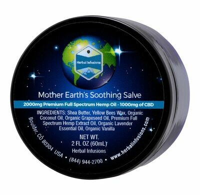 Mother Earth's Soothing Salve