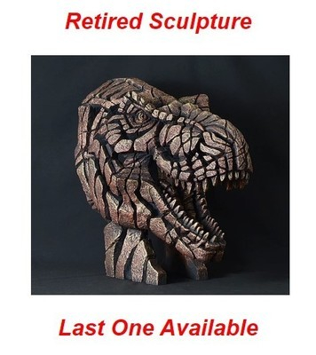 T-Rex Fossil Bronze Limited Edition