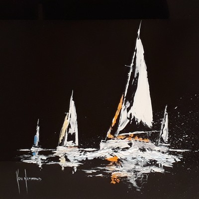 Racing Yachts 1