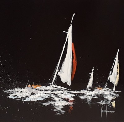 Racing Yachts 3