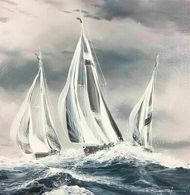 Rough Sea Ahead