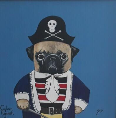 Captain Pugwash (limited edition)