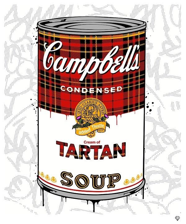 Tartan Soup 10386