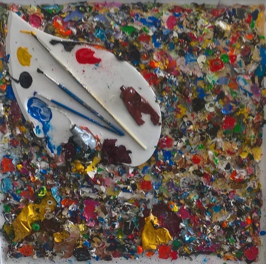 Artist Palette 11094