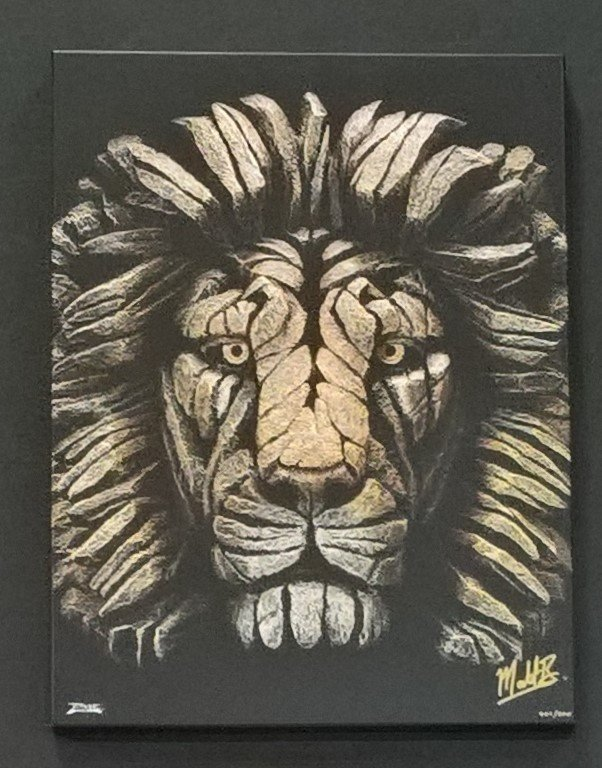 Lion - Canvas 11100
