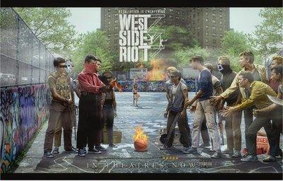West Side Riot