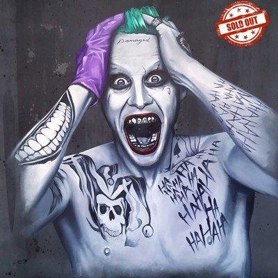 Jared Leto's Joker