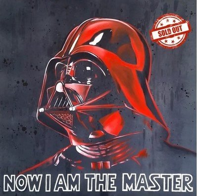 Now I Am The Master