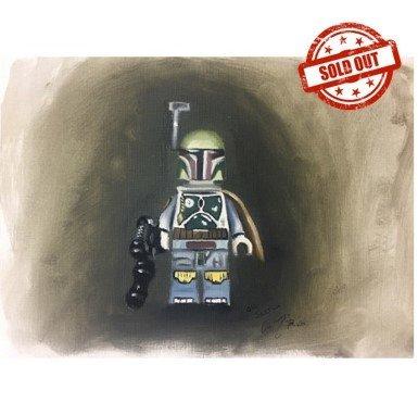 Star Wars - Bobba Fett