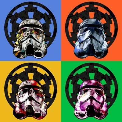 Storm Trooper Warhol