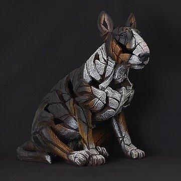 Bull Terrier - Tri Colour