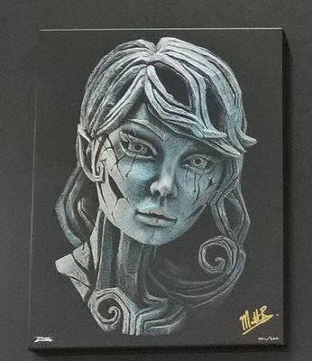 Wood Elf - Canvas