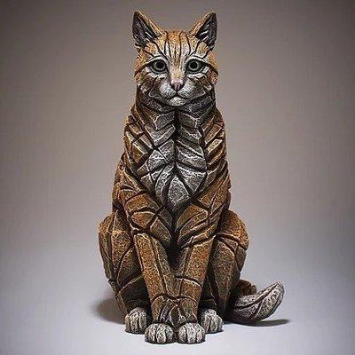 Cat Sitting - Ginger