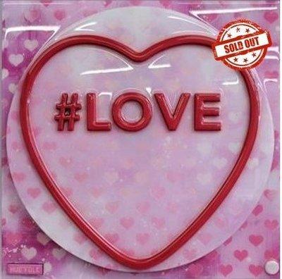 Love Sweetart - Double Pink 2