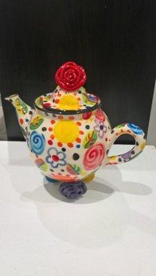 Teapot - Multi