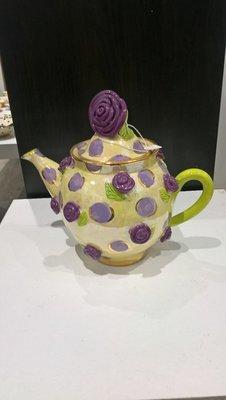 Teapot - Purple