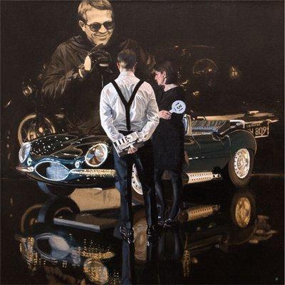 Car Auction, Jaguar XKSS