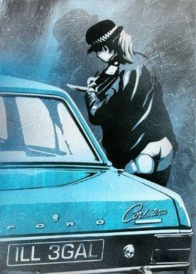 Cor...Tina - Blue