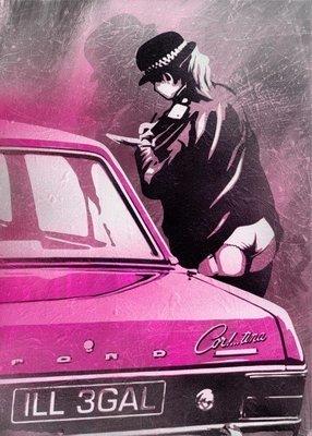 Cor...Tina - Pink