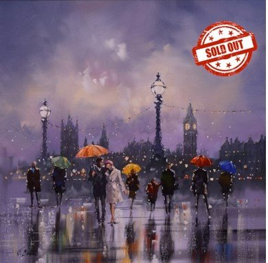 A Rainy Day in London
